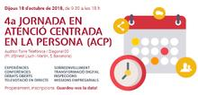 4a jornada acp 2018 imatge save the date