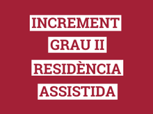 creativitat increment grau ii