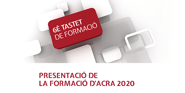 Creativitat Portada Tastet 2020