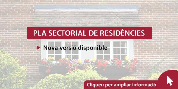 nou pla sectorial residències 598